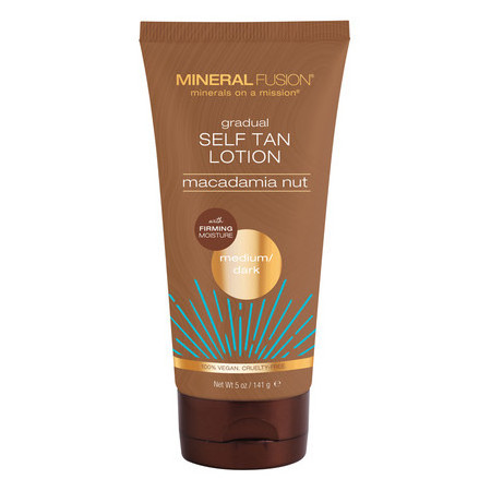 Mineral Fusion Gradual Self Tan Lotion - Medium / Dark