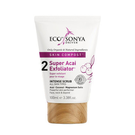 Eco by Sonya SKIN COMPOST Super Acai Exfoliator