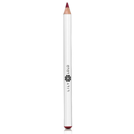 Lily Lolo Natural Lip Pencil - Ruby Red