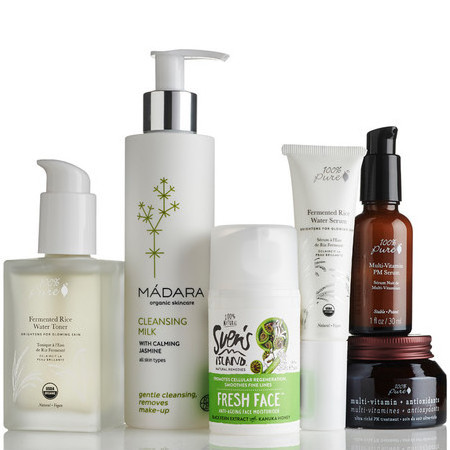 Nourished Life Skin Care Pack - Mature Skin Care Regime