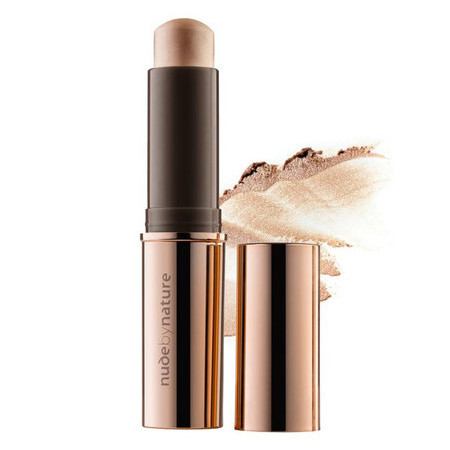 Nude By Nature Touch of Glow Highlight Stick - Champagne