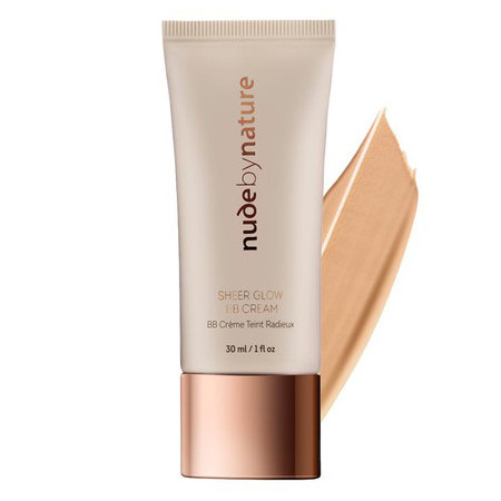 Nude By Nature Sheer Glow BB Cream - 03 Nude Beige