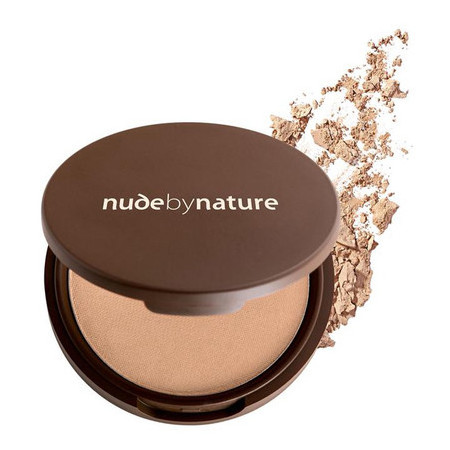 Nude By Nature Pressed Mineral Cover - Light