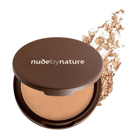 Nude By Nature Pressed Mineral Cover - Beige