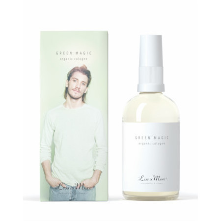 Less is More Organic Cologne - Green Magic