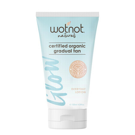 WOTNOT Natural Golden Gradual Tanning Lotion
