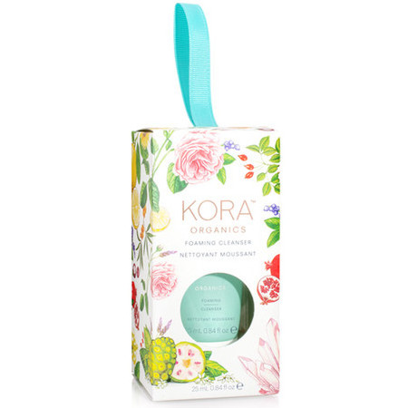 KORA Organics Ornament Collection - Foaming Cleanser 25ml