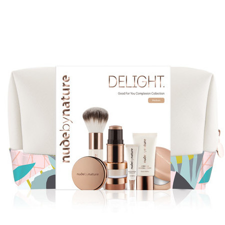 Nude By Nature Delight Good For You Complexion Collection