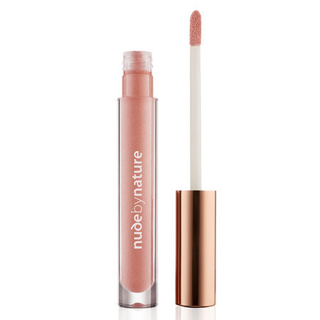 Nude By Nature Moisture Infusion Lipgloss - 02 Peach Nude