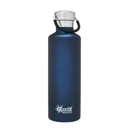 Cheeki Classic Insulated Bottle 600ml - Ocean