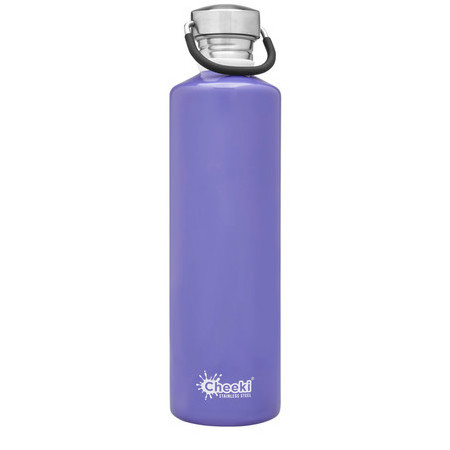 Cheeki Classic Single Wall Bottle - Lavender