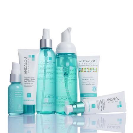 Andalou Skin Care Pack: Quenching