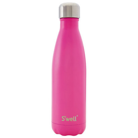 S'well Insulated Bottle Satin Collection - Bikini Pink