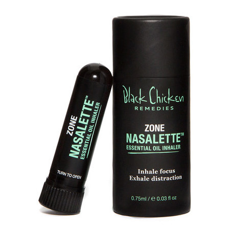 Black Chicken Remedies Nasalette™ Essential Oil Inhaler - Zone