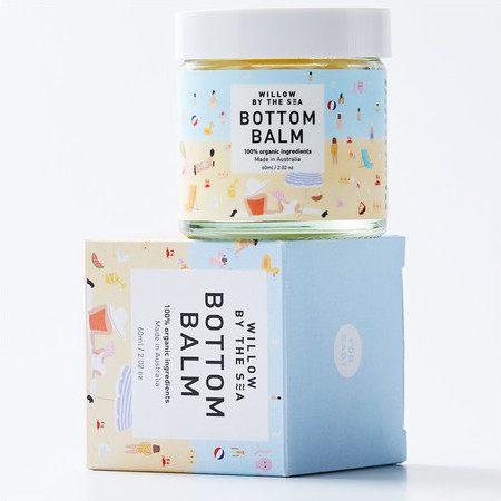 Willow By The Sea Bottom Balm