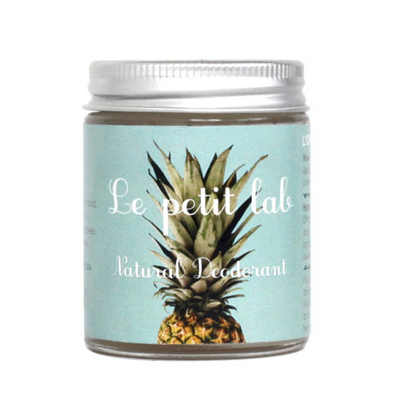 Le Petit Lab Natural Deodorant - Lemongrass