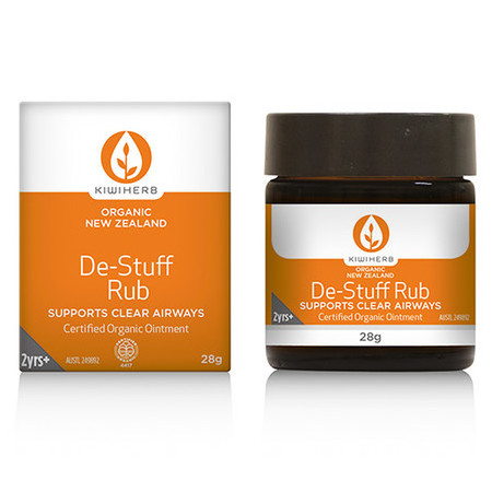 Kiwiherb De-Stuff Rub