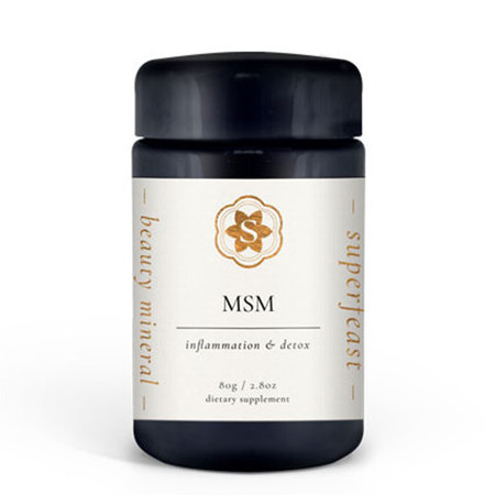 SuperFeast MSM - Beauty Mineral