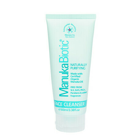 Manuka Biotic Natural Face Cleanser