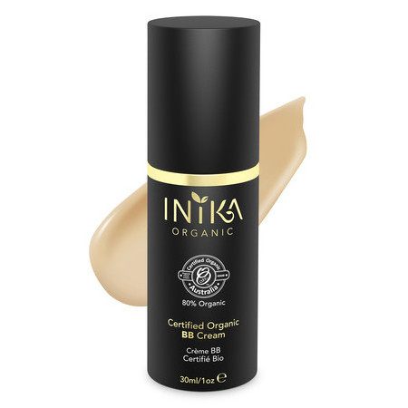Inika Certified Organic BB Cream - Honey