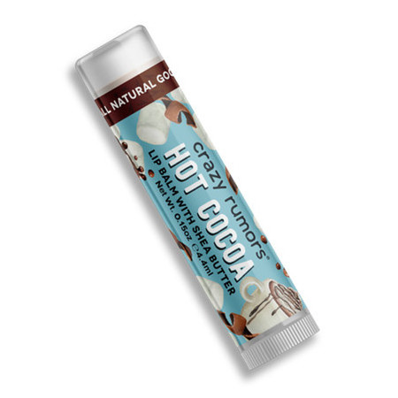 Crazy Rumors Lip Balm - Hot Cocoa