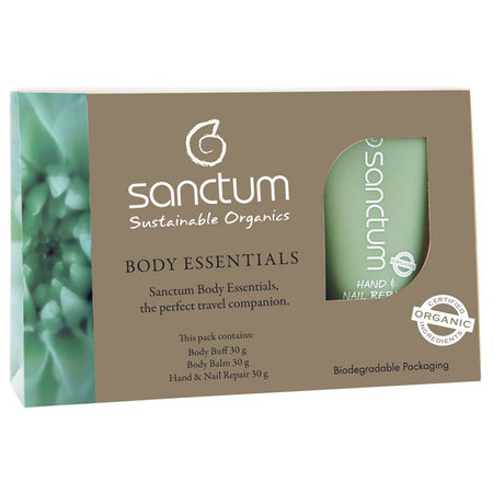 Sanctum Body Essentials Trial / Travel Pack