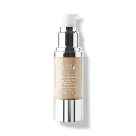 100% Pure Fruit Pigmented Healthy Foundation - Sand