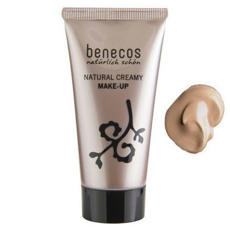 Benecos Natural Creamy Make-up - Nude