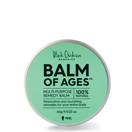 Black Chicken Remedies Balm of Ages