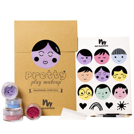 No Nasties - Nixie Purple Makeup Goody Pack