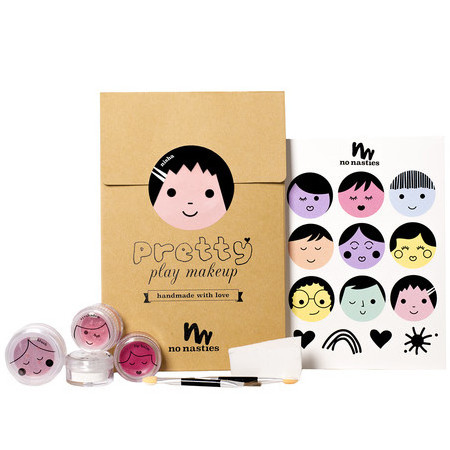 No Nasties - Nisha Pink Makeup Goody Pack