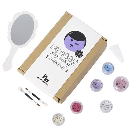 No Nasties - Nancy Deluxe Purple Makeup Goody Pack