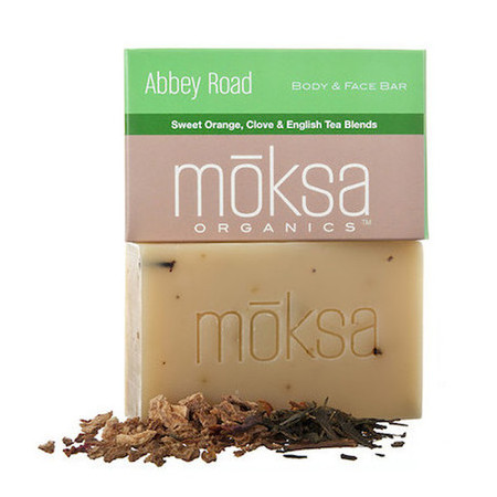 Moksa Olive Oil Soap - Abbey Road