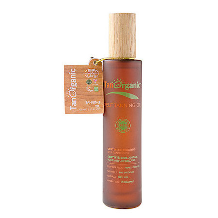 TanOrganic Self Tanning Oil