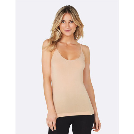 BOODY Bamboo Camisole (Cami) Top - Nude
