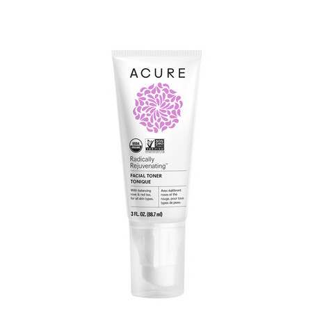 Acure Facial Toner Rose and Red Tea