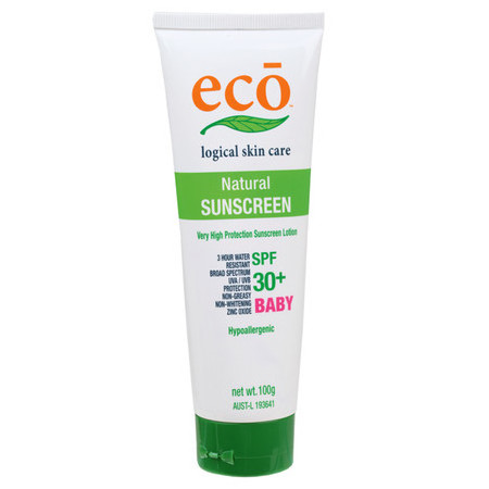 Eco logical Baby Sunscreen SPF 30+