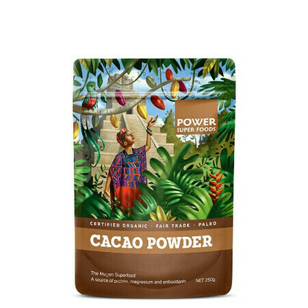 Power Super Foods Cacao Powder