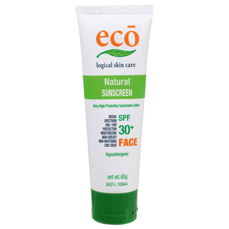 Eco logical Face Sunscreen SPF 30+