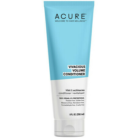 Acure Vivacious Volume™ Conditioner - Peppermint & Echinacea