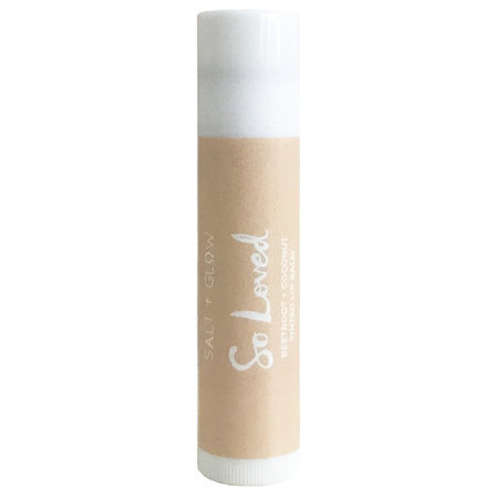 Salt & Glow Lip Balm - So Loved - Rose Tinted