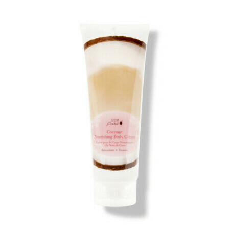 100 Pure Coconut Nourishing Body Cream Nourished Life