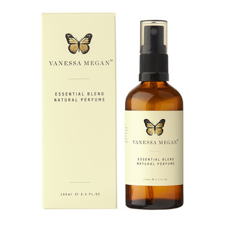Vanessa Megan Essential Blend Natural Perfume