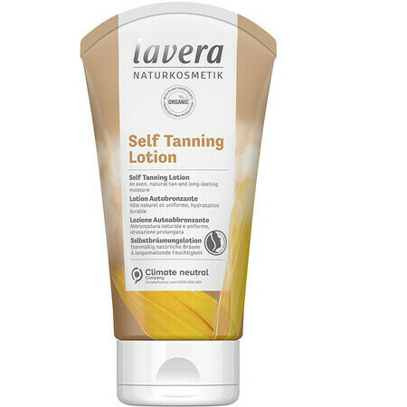 Lavera Organic Self-Tanning Lotion