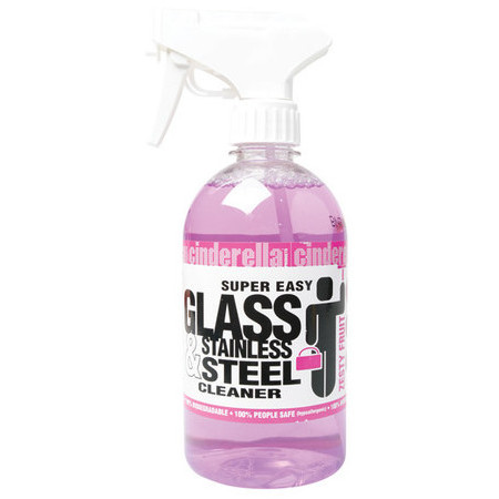 Cinderella Glass Cleaner