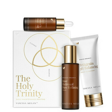 "Vanessa Megan Certified Organic ""The Holy Trinity"" Pack"