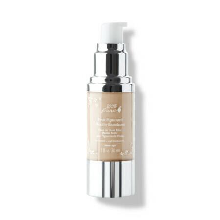 100% Pure Fruit Pigmented Healthy Foundation - White Peach