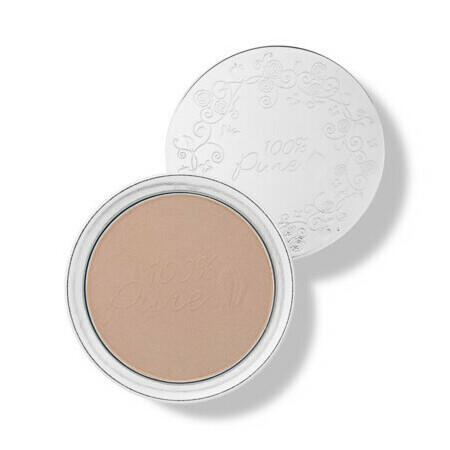 100% Pure Fruit Pigmented Foundation Powder - Golden Peach