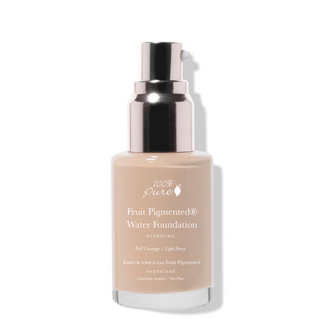 100% Pure Water Foundation - Creme