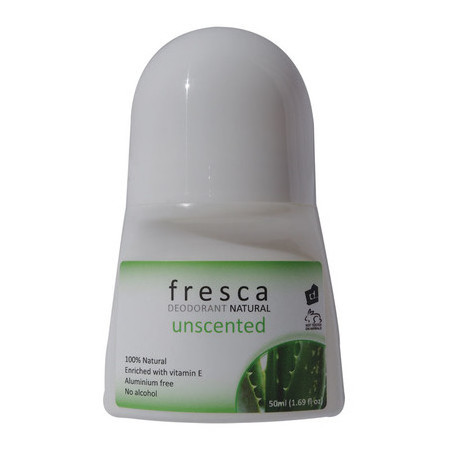 Fresca Natural Deodorant - Unscented